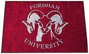 Fan Mats Fordham University Starter Mat