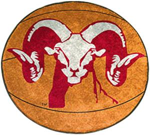 Fan Mats Fordham University Basketball Mat