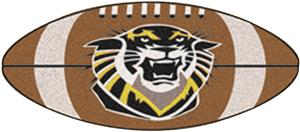 Fan Mats Fort Hays State University Football Mat