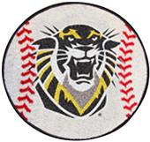 Fan Mats Fort Hays State University Baseball Mat