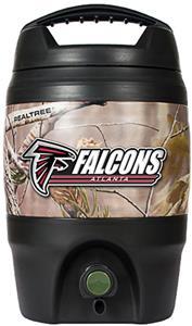 NFL Atlanta Falcons 1 gal Realtree Tailgate Jug