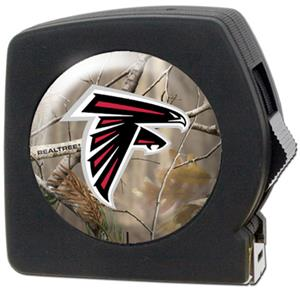 NFL Atlanta Falcons 25' RealTree Tape Measure