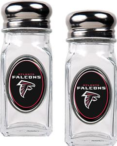 NFL Atlanta Falcons Salt and Pepper Shaker Set