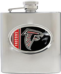 NFL Atlanta Falcons 6oz Stainless Steel Flask