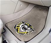 Fan Mats Fort Hays State Carpet Car Mats (set)