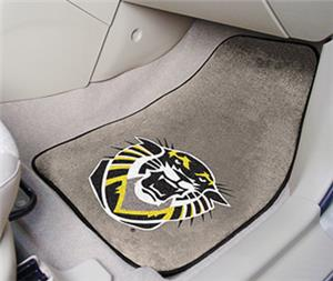 Fan Mats Fort Hays State Carpet Car Mat Set