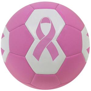Baden Pink Cancer Awareness Mini Soccer Balls