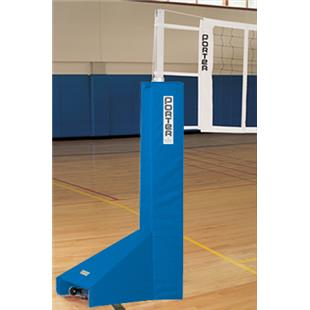 Portable Volleyball End Standards w/ Padding