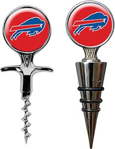 NFL Buffalo Bills Cork Screw & Bottle Topper
