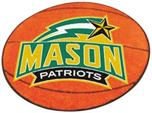Fan Mats George Mason University Basketball Mat