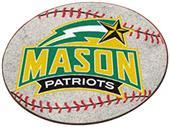 Fan Mats George Mason University Baseball Mat