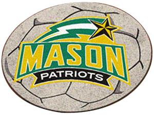 Fan Mats George Mason University Soccer Ball