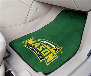 Fan Mats George Mason University Carpet Car Mats
