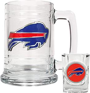 NFL Buffalo Bills Boilermaker Gift Set