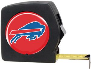 NFL Buffalo Bills 25' Tape Measure with Logo