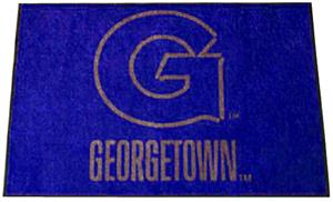 Fan Mats Georgetown University Starter Mat