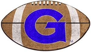 Fan Mats Georgetown University Football Mat