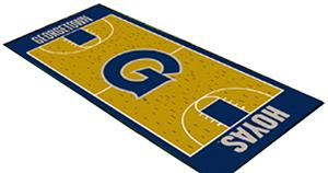 Fan Mats Georgetown University Basketball Runner