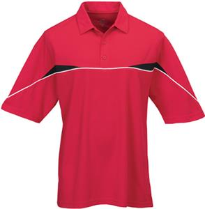 TRI MOUNTAIN Marauder Ultra Cool Pique Polo
