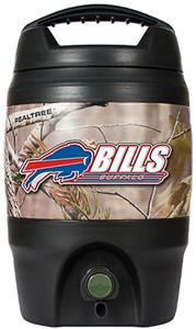 NFL Buffalo Bills 1 gal Realtree Tailgate Jug
