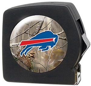 NFL Buffalo Bills 25' RealTree Tape Measure