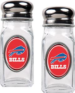 NFL Buffalo Bills Salt & Pepper Shaker Set