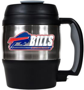NFL Buffalo Bills 52oz Macho Travel Mug