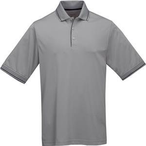 TRI MOUNTAIN Spinnaker Ultra Cool Polo w/Trim