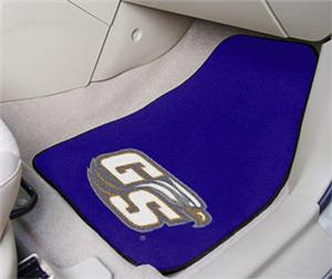 Fan Mats Georgia Southern Univ. Carpet Car Mats