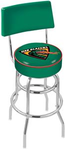 Univ Alabama Birmingham Double-Ring Back Bar Stool