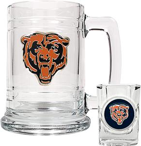 NFL Chicago Bears Boilermaker Gift Set