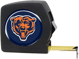 NFL Chicago Bears 25' Tape Measure with Logo