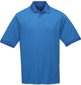 TRI MOUNTAIN Mentone Ultra Cool Mini Striped Polo