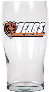 NFL Chicago Bears 20 oz Pub Glass