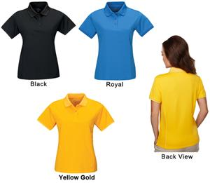 TRI MOUNTAIN Trieste Women's Ultra Cool Polo