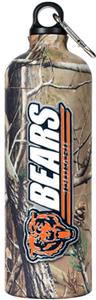 NFL Chicago Bears 32oz RealTree Water Bottle