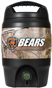 NFL Chicago Bears 1 gal Realtree Tailgate Jug
