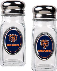 NFL Chicago Bears Salt and Pepper Shaker Set