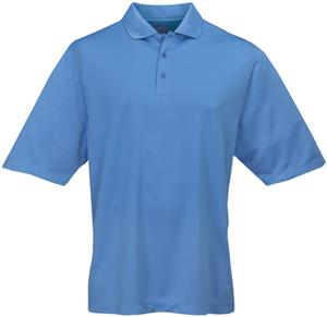 TRI MOUNTAIN Palermo Mini-Diamond Pattern Polo