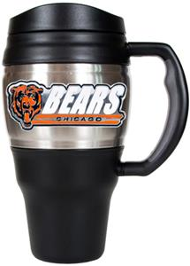 NFL Chicago Bears 20oz Travel Mug