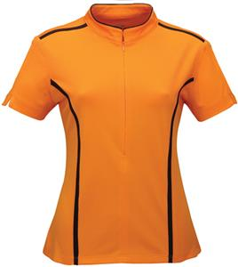 TRI MOUNTAIN Lady Peloton Mesh Bike Jersey