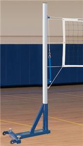 Porter Powr Trak Portable Volleyball End Standards