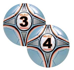 Select Classic Sky Soccer Ball Size 4 Closeout
