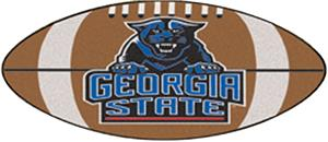 Fan Mats Georgia State University Football Mat