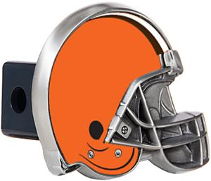 NFL Cleveland Browns Helmet Trailer Hitch Cover