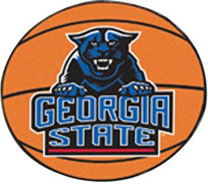 Fan Mats Georgia State University Basketball Mat