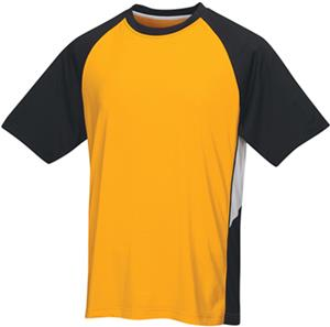 TRI MOUNTAIN Tiger Polyester Jersey Crewneck Shirt