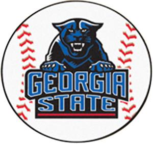Fan Mats Georgia State University Baseball Mat