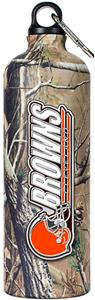 NFL Cleveland Browns 32oz RealTree Water Bottle