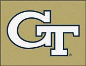 Fan Mats Georgia Tech All Star Mat